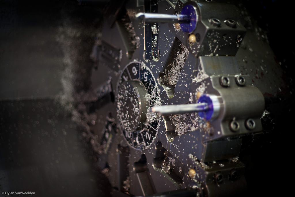 The guts of a CK CNC machine.