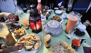 adapter l'alimentation et le sport pendant le Ramadan
