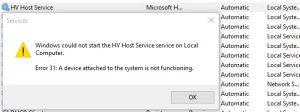 hvhost_error31