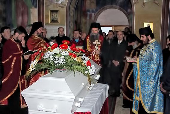 У манастиру Косијереву сахрањен Драго Кешељевић, вјерни син Српске Цркве