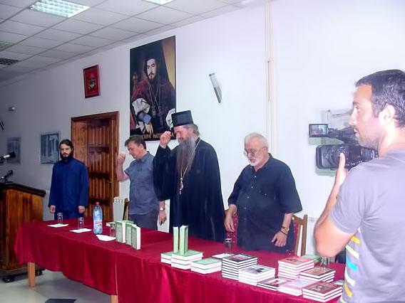 Косово је камен темељац пјесничке васељене Момира Војводића
