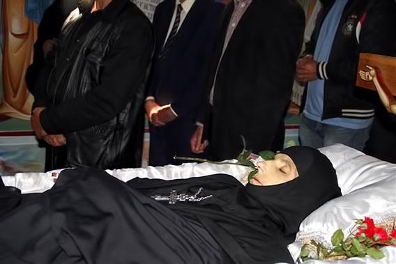 Сахрањени земни остаци монахиње Агније, игуманије манастира Шудикова