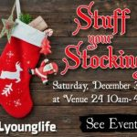 Stuff Your Stocking shopping extravaganza on Saturday