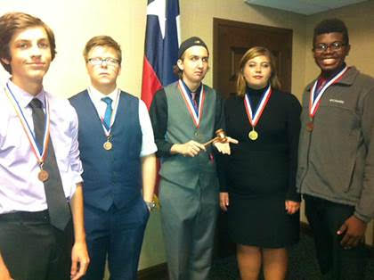 North Lamar to Compete at the UIL State Congress Meet