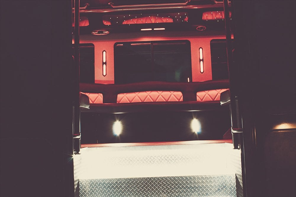 SoCal • Elite Party Buses