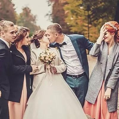 Wedding Party • Weddings