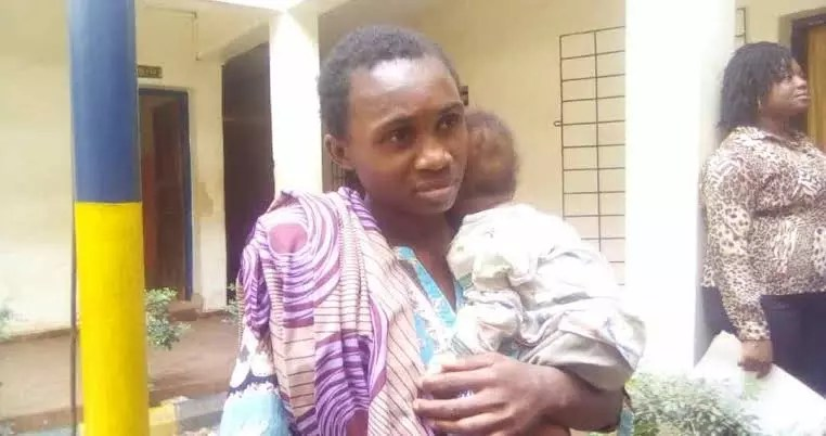 Woman Apprehended For Attempting To Sell Her Own Child For N40,000