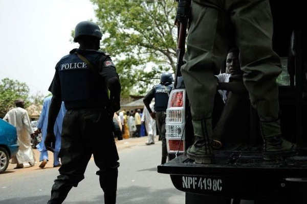 Commercial cyclists attack taskforce in Lagos and killed a police officer (photos/Video)