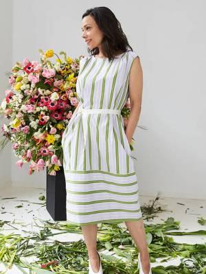 Бесплатная выкройка прямого платья