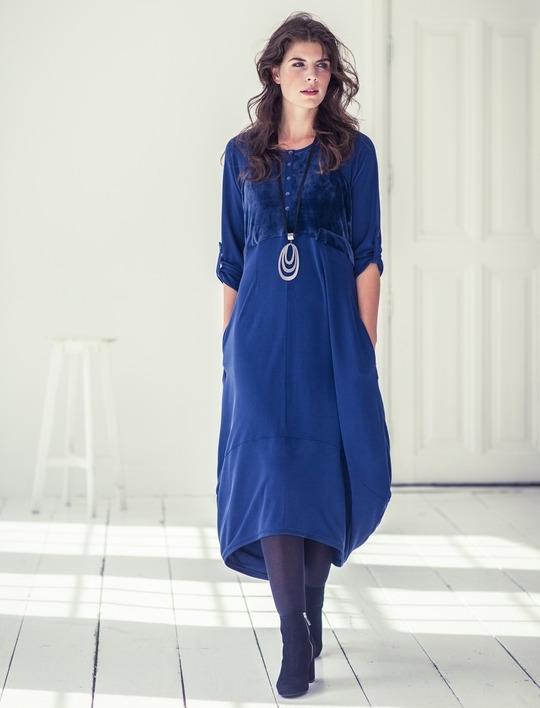 бесплатная выкройка платья в стиле бохо