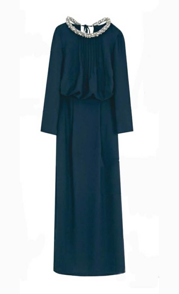 Бесплатная выкройка платья-макси