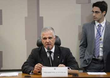 O deputado Julio Lopes (PP-RJ) durante a intalação da Comissão da MP 795, a MP do Repetro / Foto Agência Câmara
