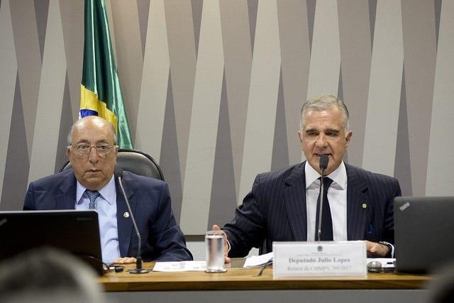 Oposição recorre ao STF contra escolha de Pedro Chaves (PSC-MS) para presidência da comissão da MP 795. Foto: Jefferson Rudy/Agência Senado