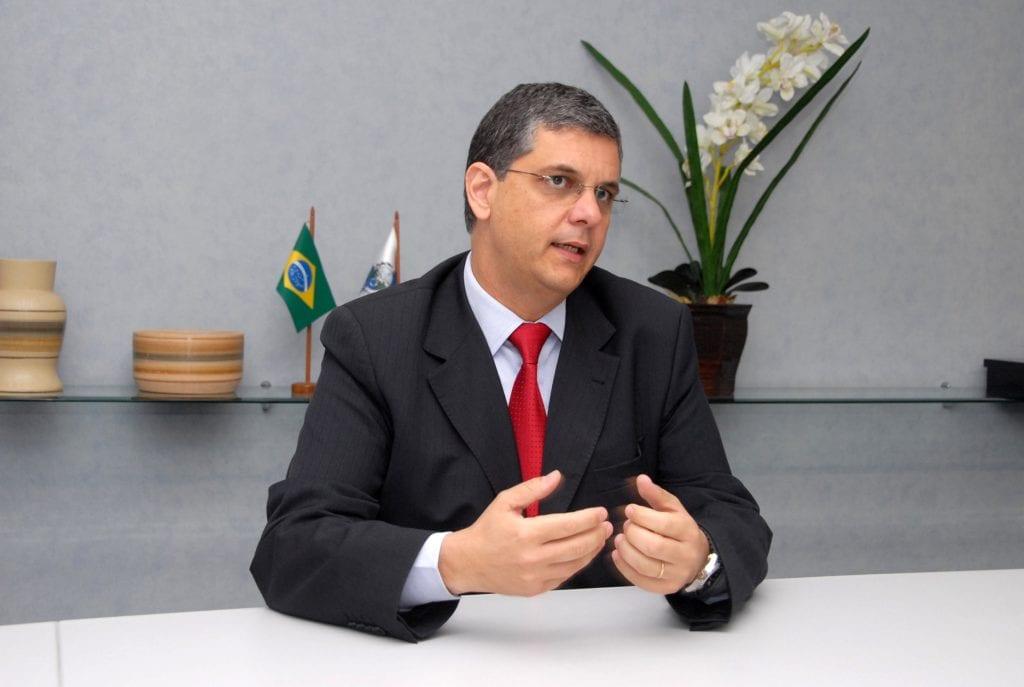 Gustavo Barbosa, secretário de Fazendo do Rio de Janeiro, conversou com exclusividade com a E&P Brasil. Foto: Salvador Scofano