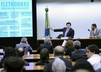 O ministro de Minas e Energia, Fernando Coelho Filho, esteve recentemente em audiência pública na Comissão de Minas e Energia da Câmara discutindo a privatização da Eletrobrás