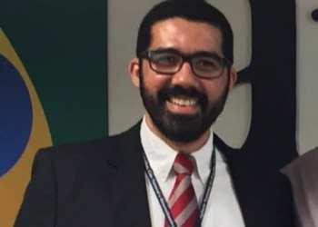 Luiz Bispo é o novo coordenador de Conteúdo Local da ANP Foto: Reprodução Rede Social