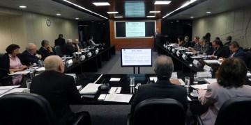 Reunião Ordinária do Conselho Nacional de Política Energética (CNPE) Crédito Foto : Francisco Stuckert/MME