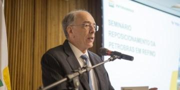 O presidente da Petrobras, Pedro Parente, apresentou nesta quarta-feira . Foto: Agência Petrobras