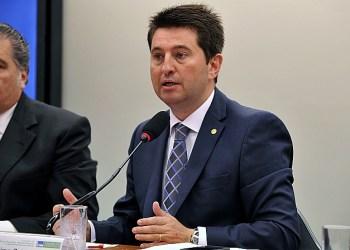O deputado Jerônimo Goergen (PP - RS) em audiência na Câmara. Foto: Renato Araújo/Câmara dos Deputados