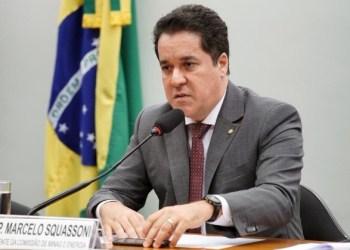 Squassoni é um crítico da forma como o governo trata as pautas do setor de energia no Congresso.