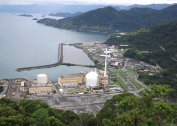 Complexo de usinas nucleares de Angra