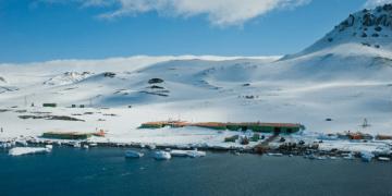 Estação Antártica Comandante Ferraz (EACF)