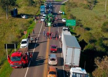 A medida provisória 830 foi editada pelo governo como parte do acordo para dar fim à greve dos caminhoneiros e estancar a crise de abastecimento. Marcelo Pinto/APlateia