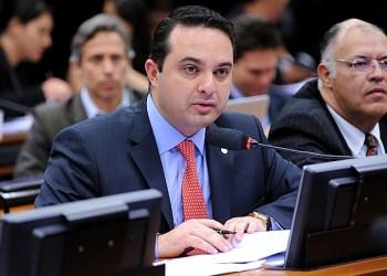 Reunião ordinária para continuação da votação dos destaques do relatório. Dep. Evandro Gussi (PV-SP). Foto: Lucio Bernardo Jr. / Câmara dos Deputados
