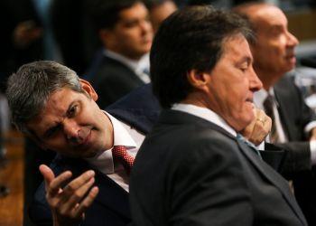 Senador Lindbergh Farias no Senado / Foto: Marcelo Camargo/Agência Brasil
