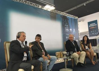 Revitalização da indústria onshore no Brasil é a principal pauta do III Fórum Onshore Potiguar. Foto: Michelle Hervé