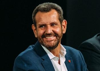 Marcos Penido foi anunciado por Dória como novo secretário de Energia do governo de São Paulo / foto: Prefeitura de São Paulo