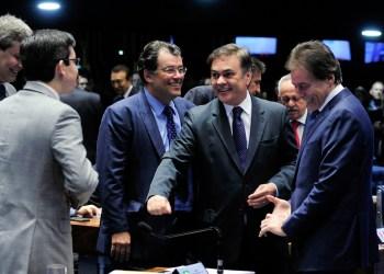 Primeira Reunião Preparatória da 3ª Sessão Legislativa ordinária destinada à eleição da Mesa do Senado para o biênio 2017/2018. Foto: Geraldo Magela/Agência Senado