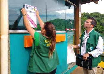 Prefeitura de Mangaratiba  havia interditado o terminal há cinco dias. Foto: Cortesia