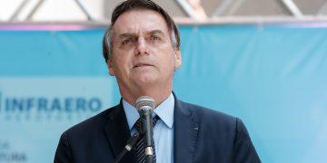(Macapá - Amapá, 12/04/2019) Palavras do Presidente da República, Jair Bolsonaro. Foto: Alan Santos/PR