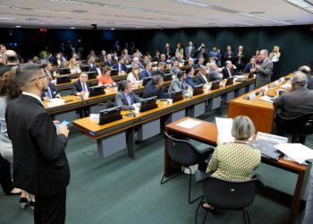 Reunião de comissão na Câmara / Foto: Agência Câmara