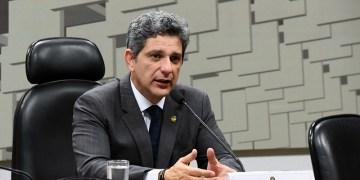 Relator da PEC 39/2019, senador Rogério Carvalho Santos (PT/SE) / Foto: Marcos Oliveira/Agência Senado