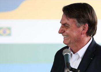 (Foz do Iguaçu - PR, 10/05/2019) Palavras do Presidente da República, Jair Bolsonaro.rFoto: Marcos Corrêa/PR