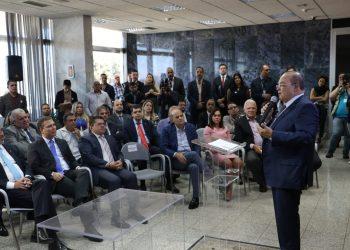 O GDF por meio da Agência de Desenvolvimento do Distrito Federal (Terracap) anunciou, na quinta-feira (08/08), o investimento de R$ 426,8 milhões em obras de infraestrutura em todo o Distrito Federal. Foto: Renato Alves/Agência Brasília.