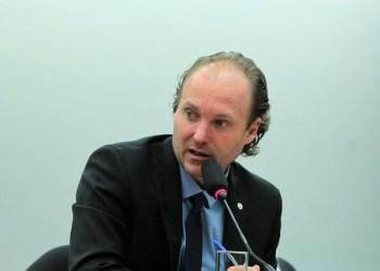 Rodrigo Agostinho, presidente da Comissão de Meio Ambiente e Desenvolvimento Sustentável da Câmara / Foto: liderança do PSB