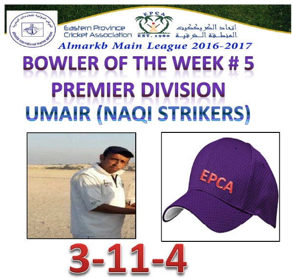Umair Naqi Striker