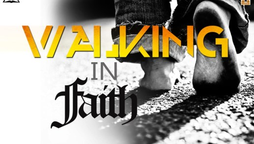 Walking in Faith 3