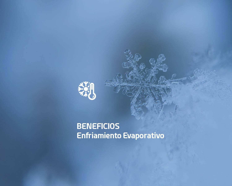 beneficios del enfrimaiento evaporativo