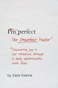 The Imperfect Pastor book cover