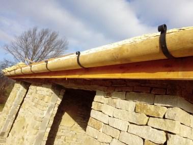 rynny dachowe drewniane