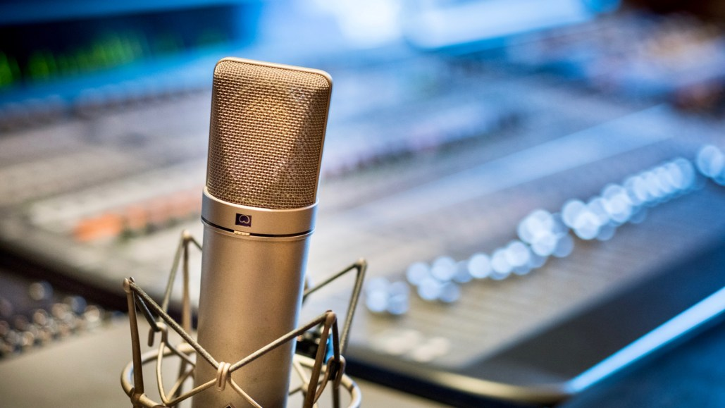 Video voice-over recording