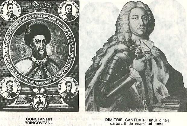 Țările Române în sec. XVII-XVIII