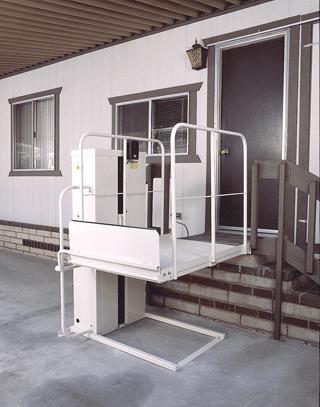 epedic wheel chair lift