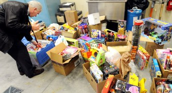 Paris Woman Accused of Stealing Hundreds Of Toys