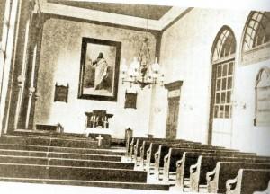 chapelle dans Maison des diaconnesses