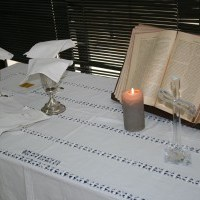 """""""L'Éternel gardera ton départ et ton arrivée"""" (Psaume 121.8)"""